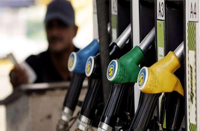 39 रुपए के पेट्रोल में 40 रुपए टैक्स, वैट, एक्साइज और सेस के साथ पंपों में मिल रहा 79 रुपए लीटर