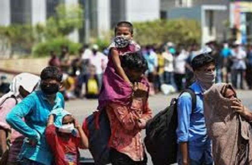 प्रवासी संक्रमित मरीजों की संख्या 5 हजार पार,  पाली,नागौर, सीकर में मिले सबसे अधिक प्रवासी संक्रमित