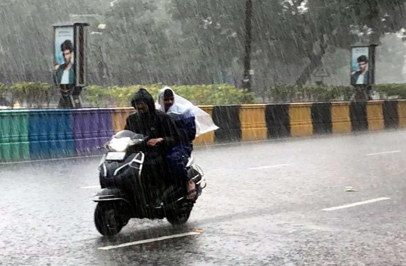 Gujarat: सौराष्ट्र के जसदण, सूत्रापाडा और बाबरा तहसील में 2-2 इंच बारिश