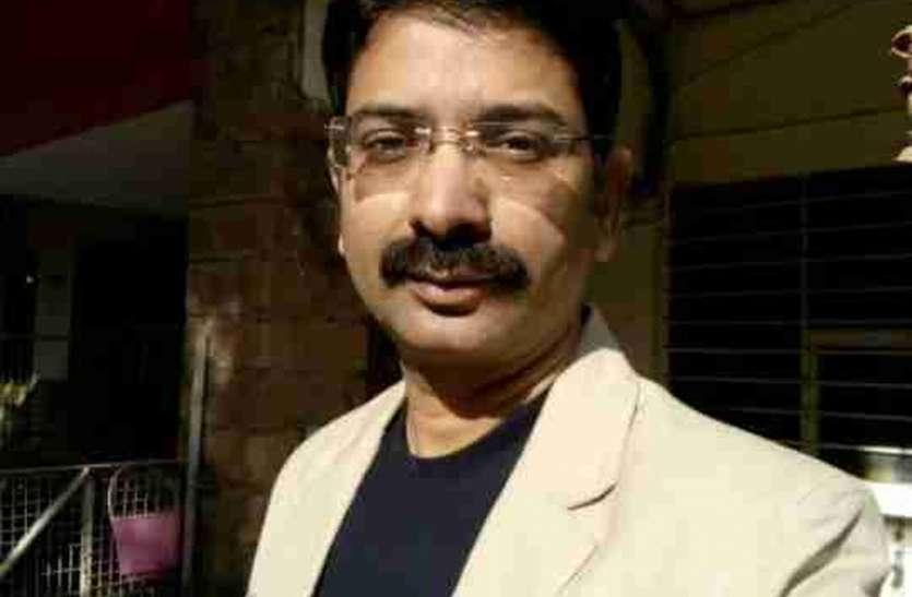 doctor's day special- डॉक्टर साहब मैं मरने वाला हूं, कोरोना संक्रमित मरीज का कॉल आने पर बिना पीपीई किट के अस्पताल पहुंच गए डॉ. राजपुरोहित