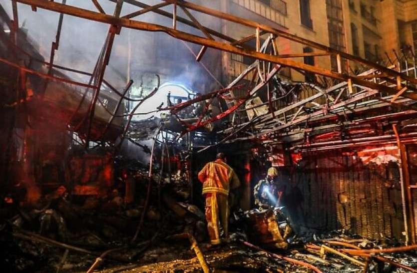 Iran: तेहरान की मेडिकल क्लीनिक में जोरदार धमाका, 19 लोगों की मौत
