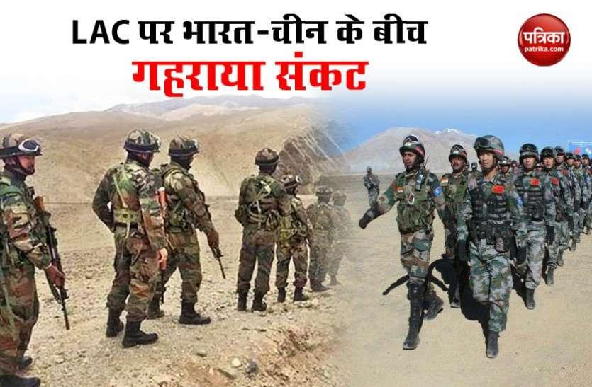 India-China Tension: LAC पर चीन की नई चाल, भारतीय ब्रिगेड ने भी संभाला मोर्चा