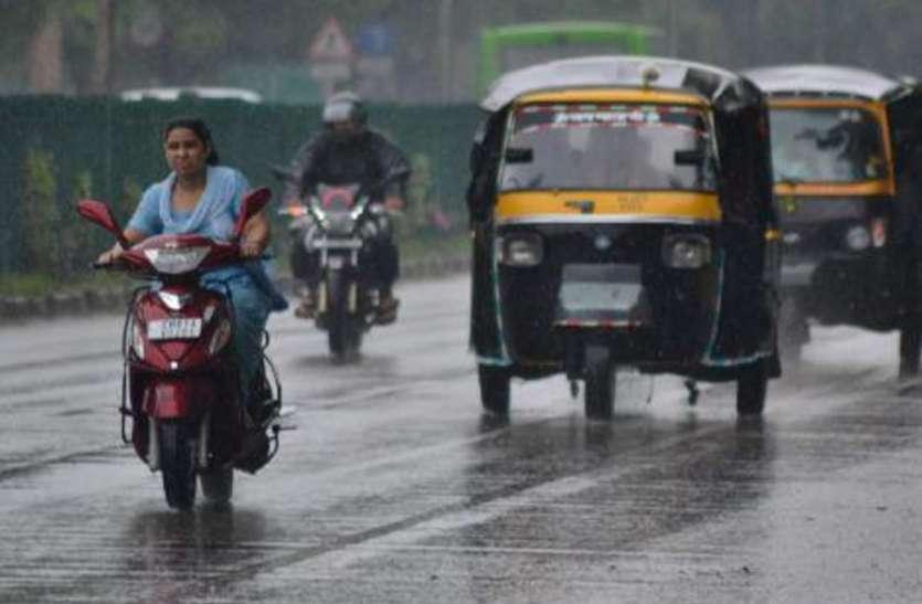UP Weather : लखनऊ में सुबह से ही रुक-रुक कर हो रही है बारिश, इस तारीख से पूरे यूपी में होगी Heavy Rain