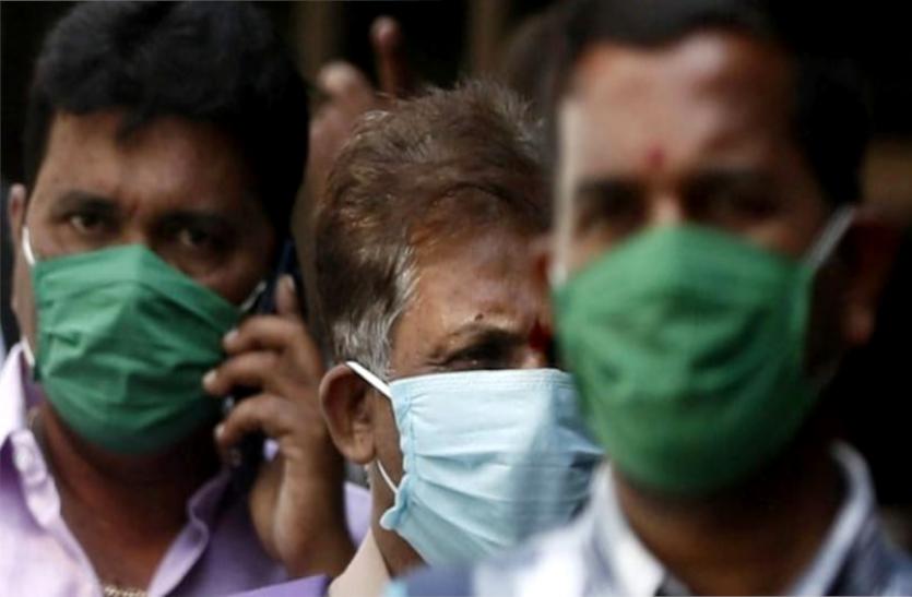 दो दिनों की राहत के बाद आज फिर 3 केस पॉजिटिव, अब तक 859 संक्रमितों की पुष्टि