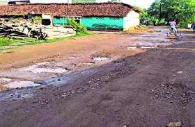 दमोह-बटियागढ़ सड़क के सुधार कार्य में की गई औपचारिकता