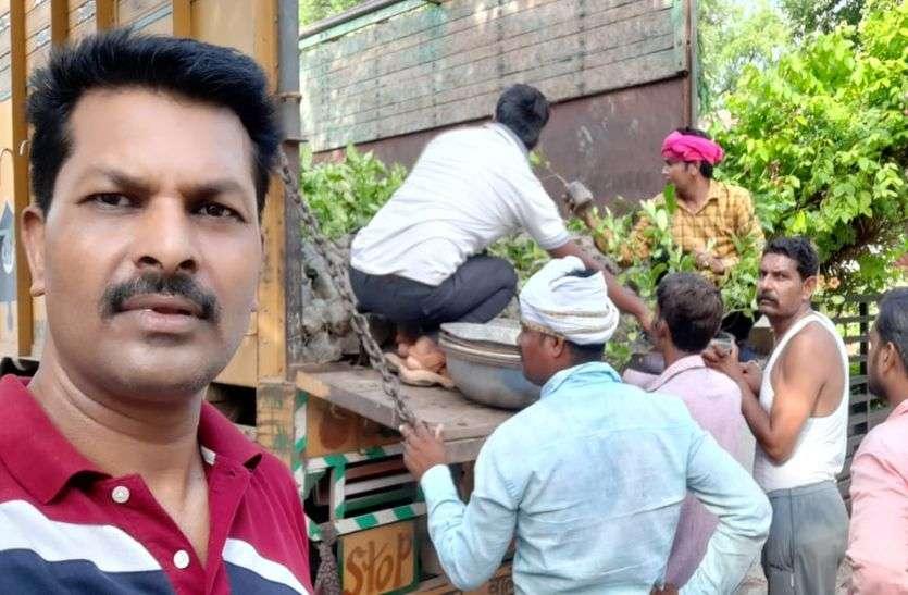 कर्नल इंग्ले के प्रयास ; दस हजार नींबू के पौधे बढ़ाएंगे डांग के ग्रामीणों की आय