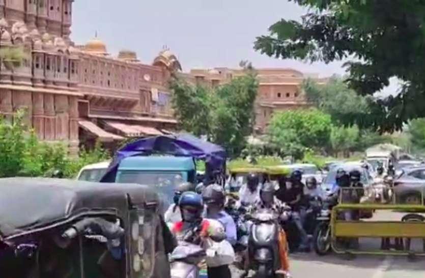 राजस्थान के 20 जिलों में मिले कोरोना संक्रमित, उदयपुर में मिले सबसे ज्यादा रोगी