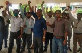 मानदेय में कटौती से नाराज 102 एंबुलेंस चालक हड़ताल अपडेट