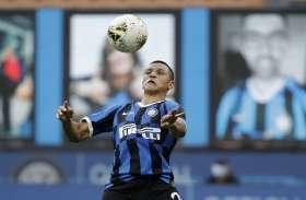 सांचेज के शानदार प्रदर्शन से इंटर मिलान की एकतरफा जीत