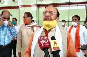 CM Yogi के मंत्री का दावा, बेहद कम संसाधनों में उच्च कोटि की कोविड केयर सुविधा दे रहा जिम्स