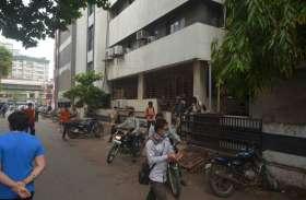 मनपा ने फिर बंद कराए हीरा बाजार, पान की दुकानें