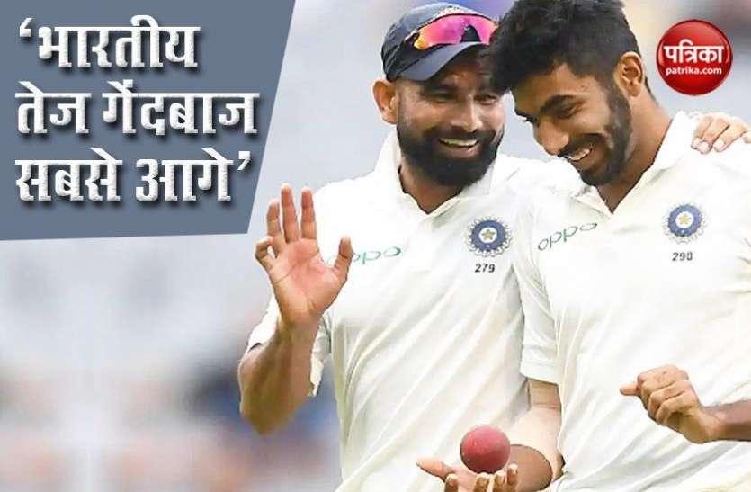 विंडीज के खौफनाक गेंदबाज ने भी माना भारतीय आक्रमण सर्वश्रेष्ठ, साथ में दी चेतावनी
