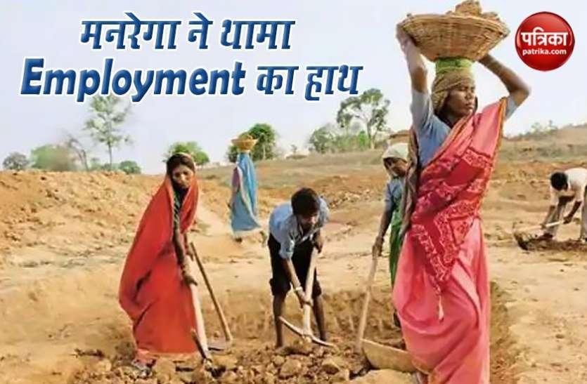 100 दिनों का रोजगार देने में छत्तीसगढ़ देश में अव्वल, लक्ष्य के विरुद्ध रोजगार सृजन में देश में दूसरे स्थान पर