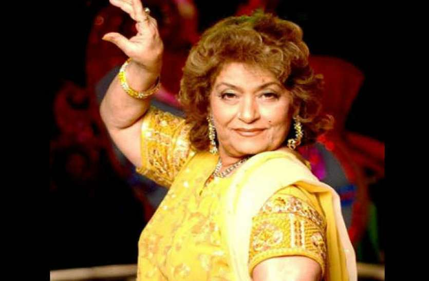 Famous Choreographer Saroj Khan Passes Away, Another Major Blow To ...