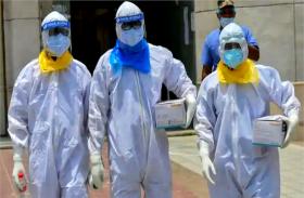 Coronavirus Update : आज फिर 3 कोरोना पॉजिटिव की पुष्टि, अब तक 862 हुए संक्रमित