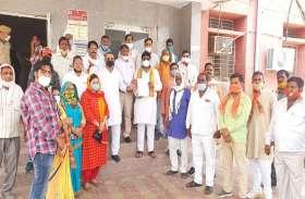 अब भाजपा पार्षद लड़ेंगे नगर निगम में व्याप्त भ्रष्टाचार के खिलाफ लड़ाई