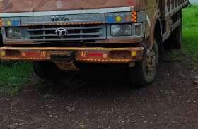 डुल्पीकेट चाबी की मदद से 200 बोरी सोयाबीन से भरा आयशर वाहन ले भागे चोर, सीसीटीवी कैमरे में हुए कैद