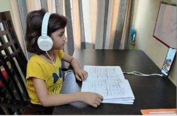 स्कूली शिक्षा-सत्र शुरू पर बच्चे दूर, लगातार कई घंटे की ऑन लाइन शिक्षा से सभी परेशान