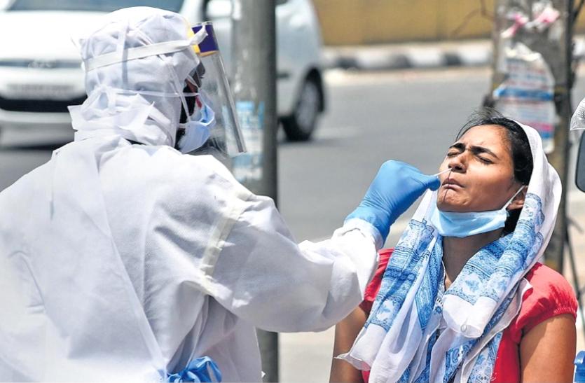 coronavirus: जबलपुर में इन लोगों से मिले हैं तो सावधान, 100 लोग हो चुके हैं इनसे पॉजिटिव