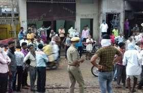 दो बाइक भिड़त में 4 जनों की मौत, एक घायल