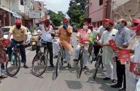 समाजवादी पार्टी फिर से हुई साइकिल पर सवार, 2022 चुनाव को तैयार किया मास्टर प्लान