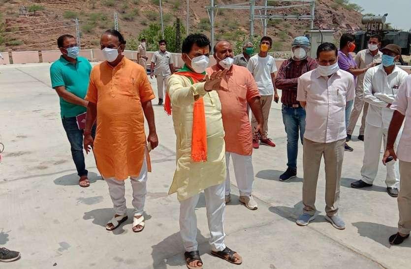 केन्द्रीय मंत्री ने कोविड सेंटर देखकर क्यों कहा अधिकारियों को नरक में जाओगे....