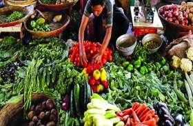 सब्जियों की कीमत तीन गुना, रेट घटाने शासन-प्रशासन से की मांग