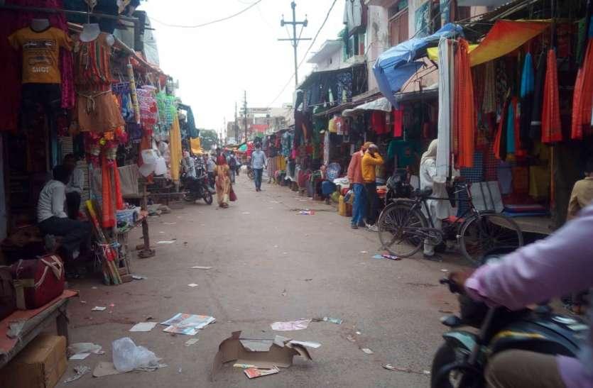 बानमोर में प्रशासन क्यों कर रहा है व्यापारियों के निर्णय का इंतजार! जानें वजह