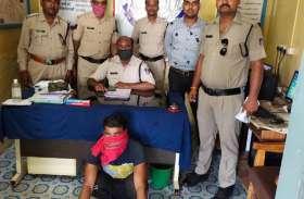 रोहित हत्याकांड का 10 हजार का इनामी आरोपी गिरफ्तार