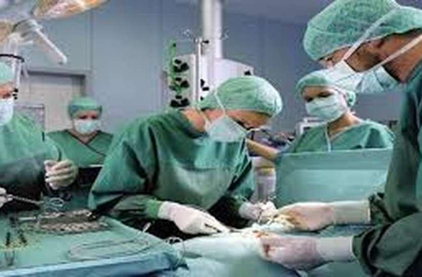 एम्स जोधपुर में हुआ पहली बार ऐसा ऑपरेशन,  इस विभाग की टीम ने दो सर्जरी की एकसाथ