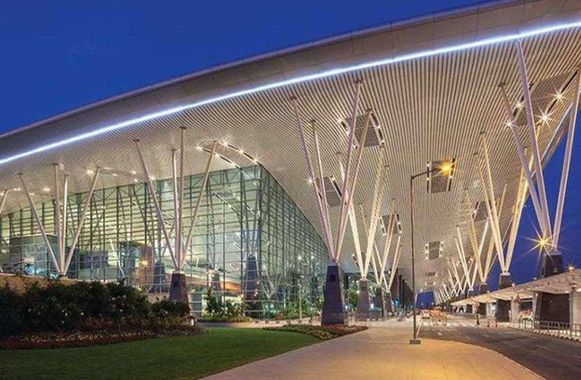 हवाई अड्डे के पास अगले महीने तैयार हो जाएगा हाल्ट स्टेशन