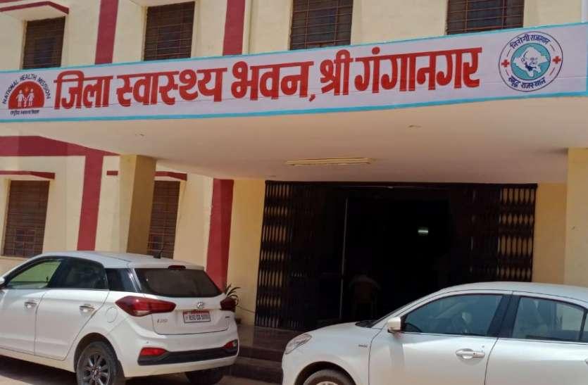 श्रीगंगानगर में मिले दो कोरोना रोगी, अब 64 पर पहुंचा आंकड़ा