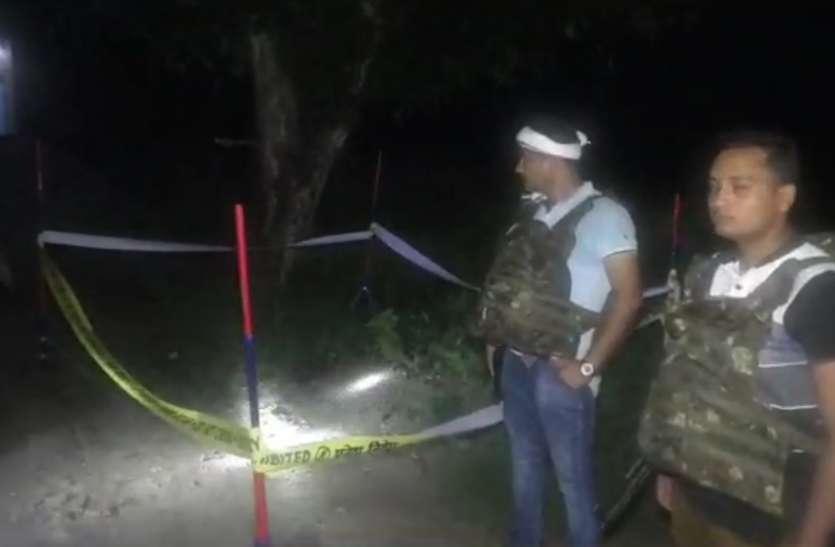 यूपी पुलिस ने 50 हज़ार के इनामी को मार गिराया, मारे गए बदमाश के पिता ने लगाया फर्जी एनकाउंटर का आरोप