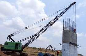 चम्बल पुल निर्माण कार्य पकड़ेगा गति , मध्यप्रदेश के वन विभाग से जल्दी मिलेगी एनओसी