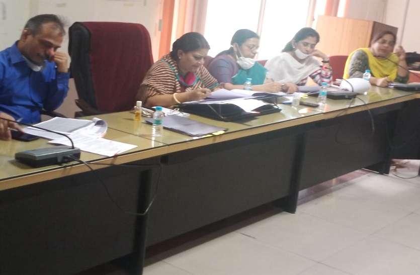 मंत्री भूपेश ने विभाग की समीक्षा की, महिलाओं को आत्मनिर्भर बनाने पर हुई चर्चा