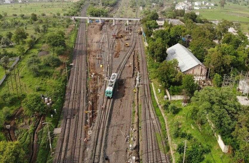 Indian Railway :रेल की रफ़्तार बढ़ाने के लिए तेजी से दोहरीकरण कर रहा है NWR