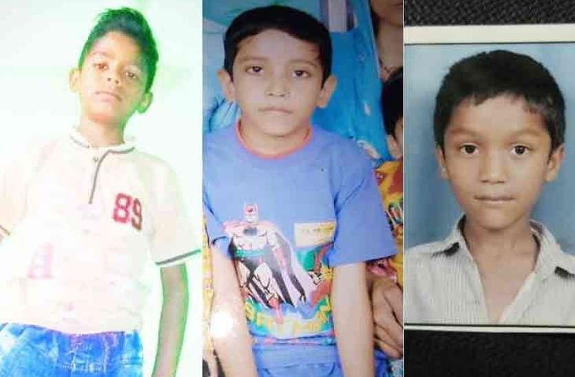 मैनेजर बना जल्लादः केमिकल में डुबोकर तीन बच्चों की हत्या