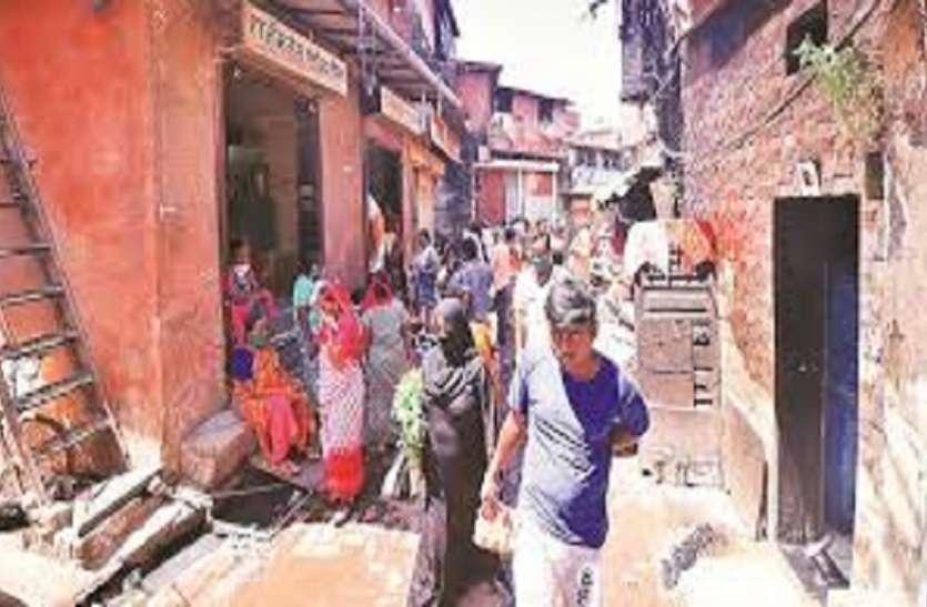 बीएमसी के प्रयास को मिली सफलता,धारावी में मिले सबसे कम मरीज