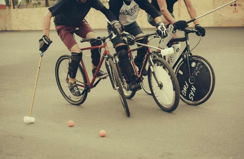 मुख्यमंत्री से छत्तीसगढ़ साइकिल पोलो संघ के सचिव चन्नावर की शिकायत