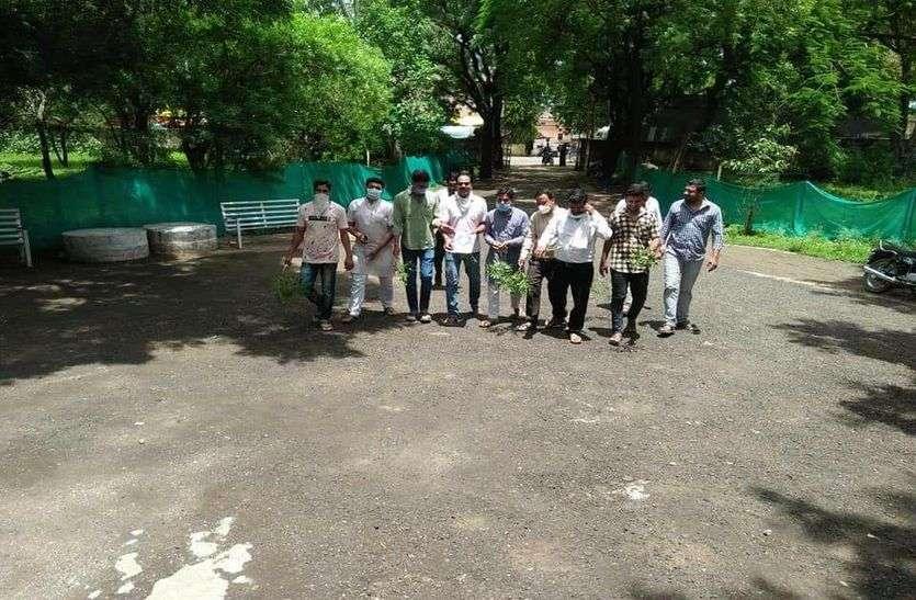 madhya pradesh Cabinet minister news