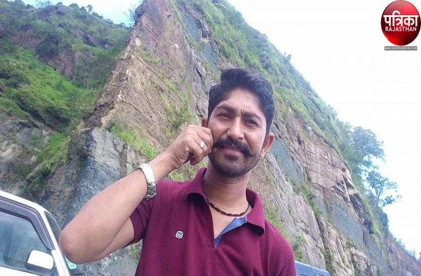 गुजरात में रिश्तेदार के यहां छुपा हुआ था कलाली का पूर्व सरपंच सरदाराराम भाट, पुलिस ने दबोचा
