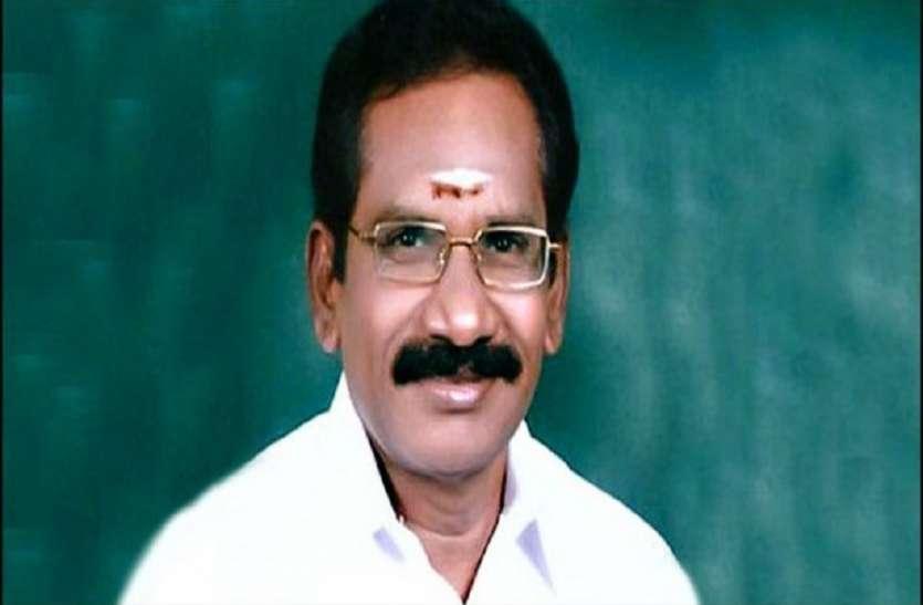 तमिलनाडु के सहकारिता मंत्री सेलूर राजा भी कोरोना से संक्रमित, अबतक तीन मंत्री संक्रमित