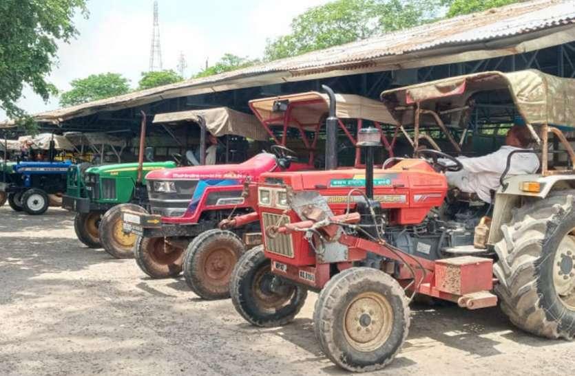 कृषि मंडी में उपज बिक्री के मैसेज मिलने पर ही मिलेगा प्रवेश