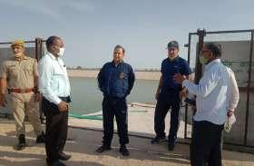 Video: कलक्टरने रामगढ़ क्षेत्र में टिड्डी नियंत्रण गतिविधियों का अवलोकन किया