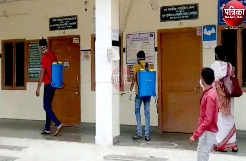 सुमेरपुर उपखण्ड में फिर फूटा कोरोना बम, एक साथ 20 मरीज मिले