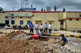 अनूपपुर रेलवे परिसर में लहराएगा 100 फीट उंचा तिरंगा