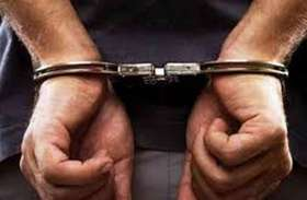 सीसीटीवी फुटेज से लूट के दोनों आरोपी गिरफ्तार