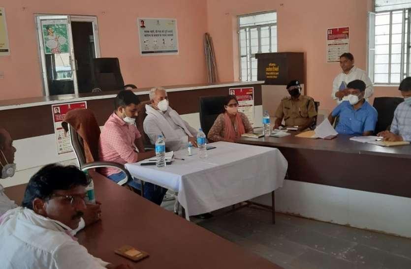 सरकारी कार्यालयों में लिपिकों की नहीं चलेगी मनमर्जी -मीना