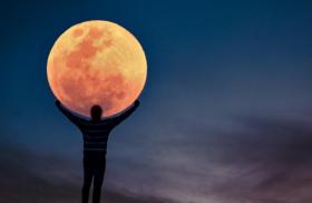 व्यापारी ने चांद पर खरीदा बड़ा भूखंड, मिली लूनर सिटिजनशिप, यूं खरीदते है चांद पर जमीन