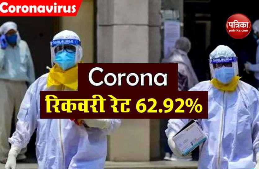 कोरोना वायरस : 24 घंटे में आए कोरोना के रिकॉर्ड 28,637 नए मामले, 551 की मौत
